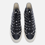 Мужские кеды Converse Chuck Taylor All Star 70 Polka Dots Black/Parchment/Natural фото- 4