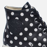 Мужские кеды Converse Chuck Taylor All Star 70 Polka Dots Black/Parchment/Natural фото- 6