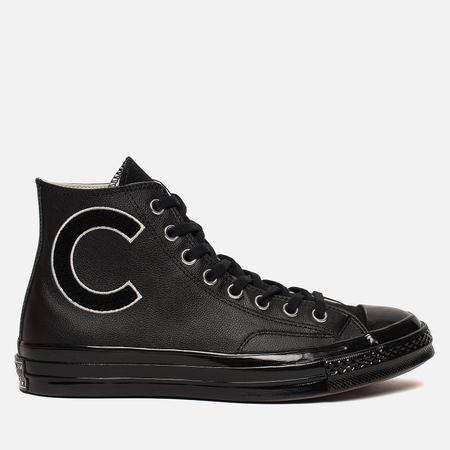 Мужские кеды Converse Chuck Taylor All Star '70 Wool Wordmark Black/White/Black