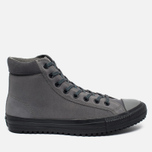Мужские кеды Converse Chuck Taylor All Star Boot PC Grey/Black фото- 0