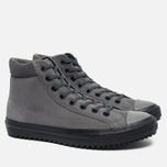 Мужские кеды Converse Chuck Taylor All Star Boot PC Grey/Black фото- 2