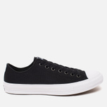 Converse Chuck Taylor All Star II Plimsoles Black/White/Navy photo- 0