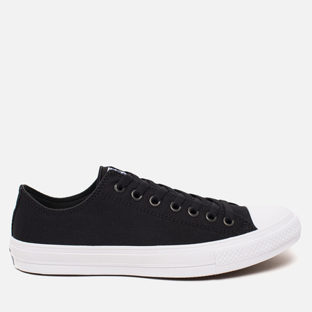 Converse Chuck Taylor All Star II Plimsoles Black/White/Navy