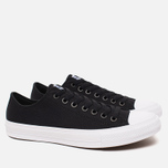 Converse Chuck Taylor All Star II Plimsoles Black/White/Navy photo- 1