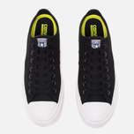 Converse Chuck Taylor All Star II Plimsoles Black/White/Navy photo- 4