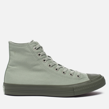 Мужские кеды Converse Chuck Taylor All Star II Contrasting Dried Sage/Herbal/Gum