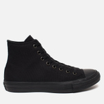 Мужские кеды Converse Chuck Taylor All Star II Hi Black фото- 0