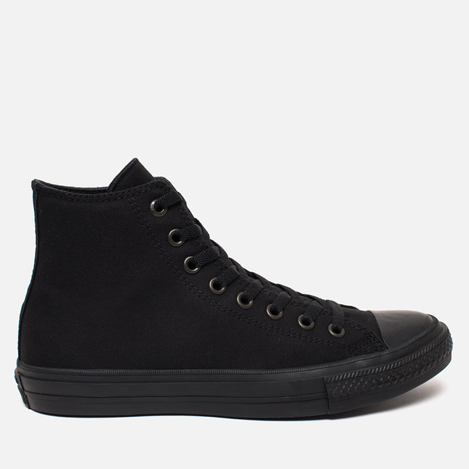Мужские кеды Converse Chuck Taylor All Star II Hi Black