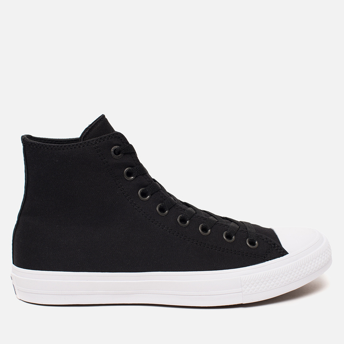 Мужские кеды Converse Chuck Taylor All Star II Hi Black/White/Navy