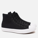 Мужские кеды Converse Chuck Taylor All Star II Hi Black/White/Navy фото- 1