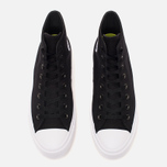 Мужские кеды Converse Chuck Taylor All Star II Hi Black/White/Navy фото- 4