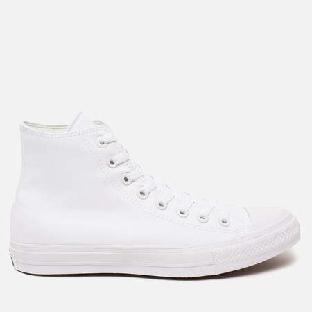Converse Chuck Taylor All Star II Hi Men's Plimsoles Optical White