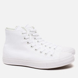 Мужские кеды Converse Chuck Taylor All Star II Hi Optical White фото- 1