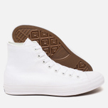 Мужские кеды Converse Chuck Taylor All Star II Hi Optical White фото- 2