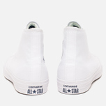 Мужские кеды Converse Chuck Taylor All Star II Hi Optical White фото- 3