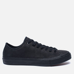 Мужские кеды Converse Chuck Taylor All Star II Low Black/Black/Gum фото- 0
