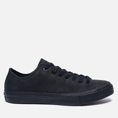 Мужские кеды Converse Chuck Taylor All Star II Low Black/Black/Gum