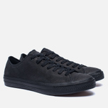 Мужские кеды Converse Chuck Taylor All Star II Low Black/Black/Gum фото- 1