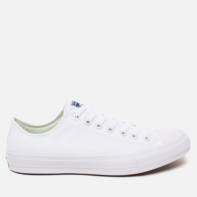 Converse Chuck Taylor All Star II Plimsoles Optical White