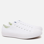 Converse Chuck Taylor All Star II Plimsoles Optical White photo- 1