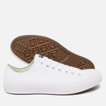 Converse Chuck Taylor All Star II Plimsoles Optical White photo- 2