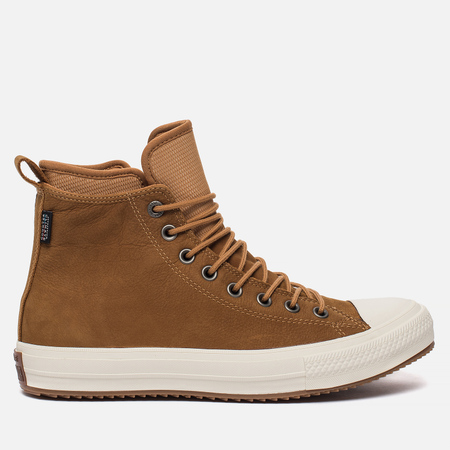 Мужские кеды Converse Chuck Taylor All Star Waterproof Nubuck Boot Raw Sugar