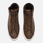 Мужские кеды Converse Chuck Taylor MA-1 Zip Chocolate/Milk фото- 4