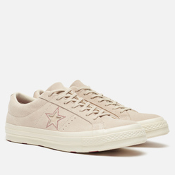 Мужские кеды Converse Chuck Taylor One Star Low Bone