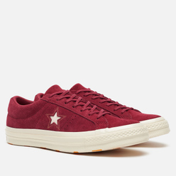 Мужские кеды Converse Chuck Taylor One Star Low Punch Coral Tie Dye