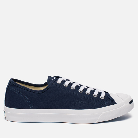 Мужские кеды Converse Jack Purcell Jack Canvas Low Top Midnight Navy
