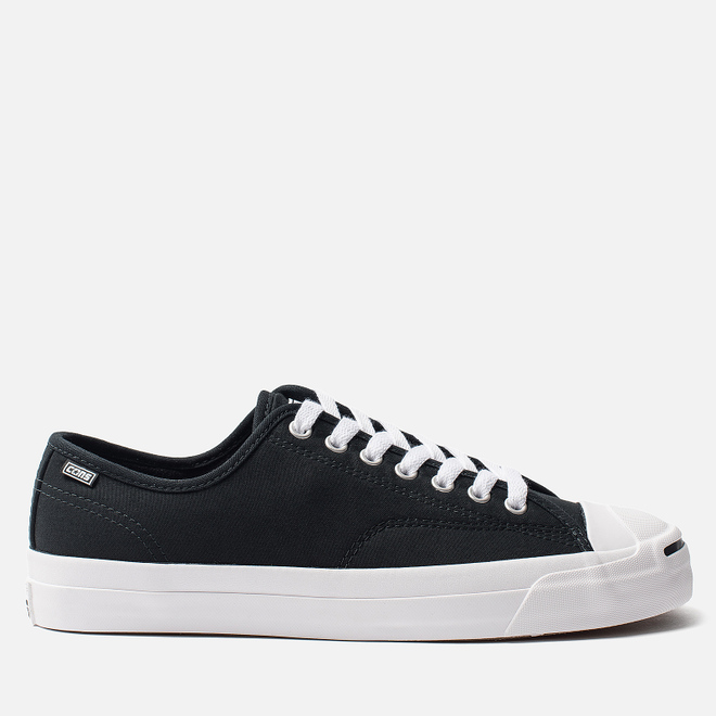 Мужские кеды Converse Jack Purcell Pro Archive Prints Low Black/White