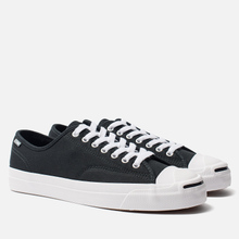 Мужские кеды Converse Jack Purcell Pro Archive Prints Low Black/White фото- 0