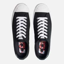 Мужские кеды Converse Jack Purcell Pro Archive Prints Low Black/White фото- 1