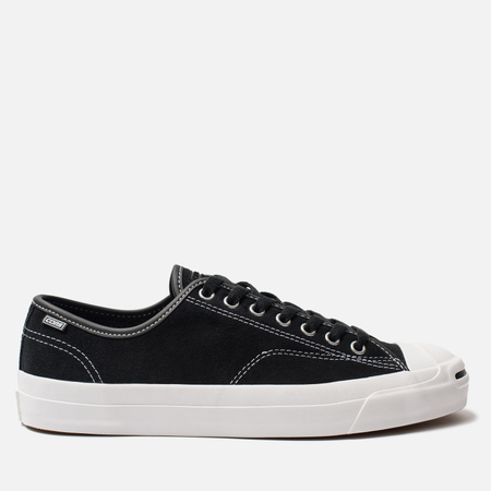 Мужские кеды Converse Jack Purcell Pro Black/White
