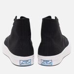 Мужские кеды Converse Jack Purcell Signature Black Canvas Hi фото- 3