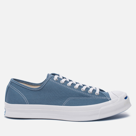 Мужские кеды Converse Jack Purcell Signature Blue Coast/White/White