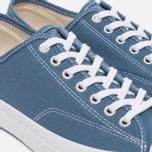 Мужские кеды Converse Jack Purcell Signature Blue Coast/White/White фото- 5