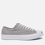 Мужские кеды Converse Jack Purcell Signature Dolphin/White/White фото- 0