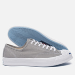 Мужские кеды Converse Jack Purcell Signature Dolphin/White/White фото- 1