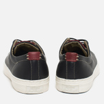 Converse Jack Purcell Tumbled Leather Remastered Men's Plimsoles Black photo- 3