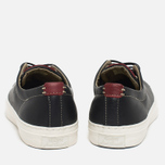 Мужские кеды Converse Jack Purcell Tumbled Leather Remastered Black фото- 3