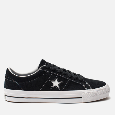 Мужские кеды Converse One Star Pro Black/White