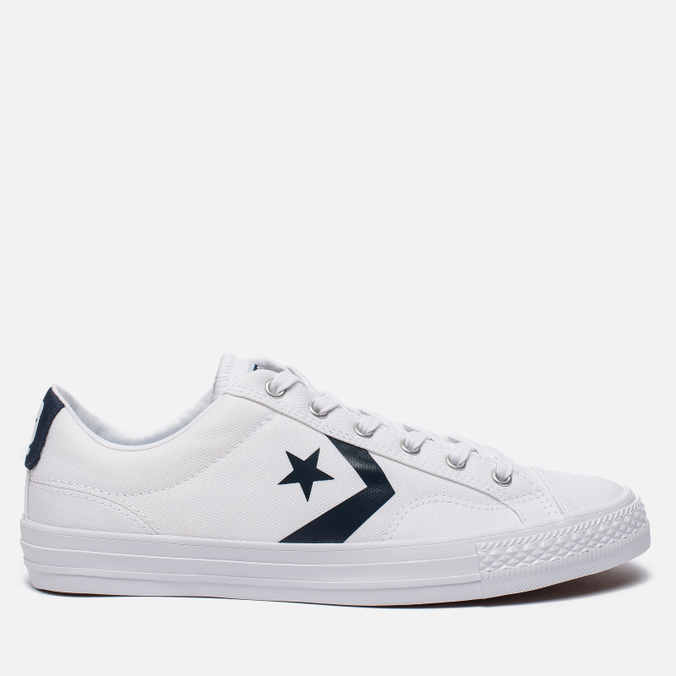 Мужские кеды Converse Star Player White/Athletic Navy/White