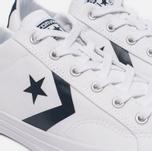 Мужские кеды Converse Star Player White/Athletic Navy/White фото- 5