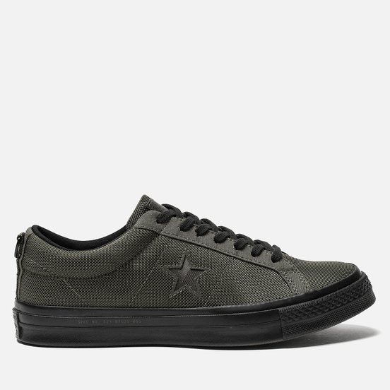 Мужские кеды Converse x Carhartt WIP One Star OX Herbal/Medium Olive/Black