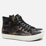 Converse x Futura Chuck Taylor All Star II Hi Men's Plimsoles Black/Camo/Egret photo- 1