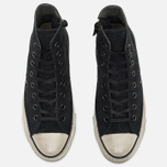 Converse x John Varvatos Chuck Taylor All Star Hi Men's Plimsoles Tornado Zip Grey photo- 4