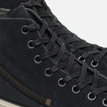 Converse x John Varvatos Chuck Taylor All Star Hi Men's Plimsoles Tornado Zip Grey photo- 5