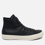 Мужские кеды Converse x John Varvatos Chuck Taylor All Star II Black/White фото- 0