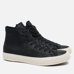 Мужские кеды Converse x John Varvatos Chuck Taylor All Star II Black/White фото- 2
